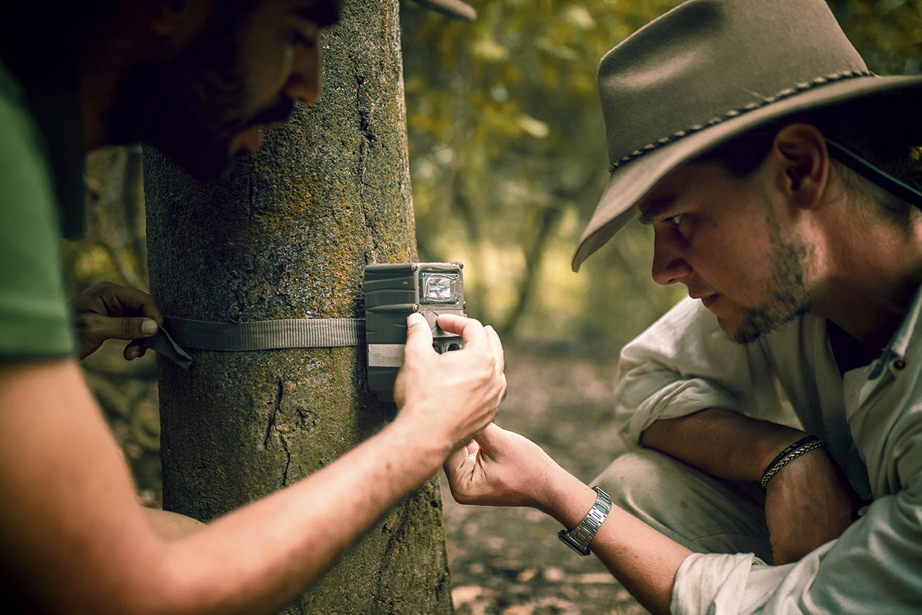 Conservation of Wildlife in Colombia - Camera Trapping