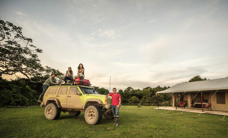 Corocora Wildlife Camp in Colombia